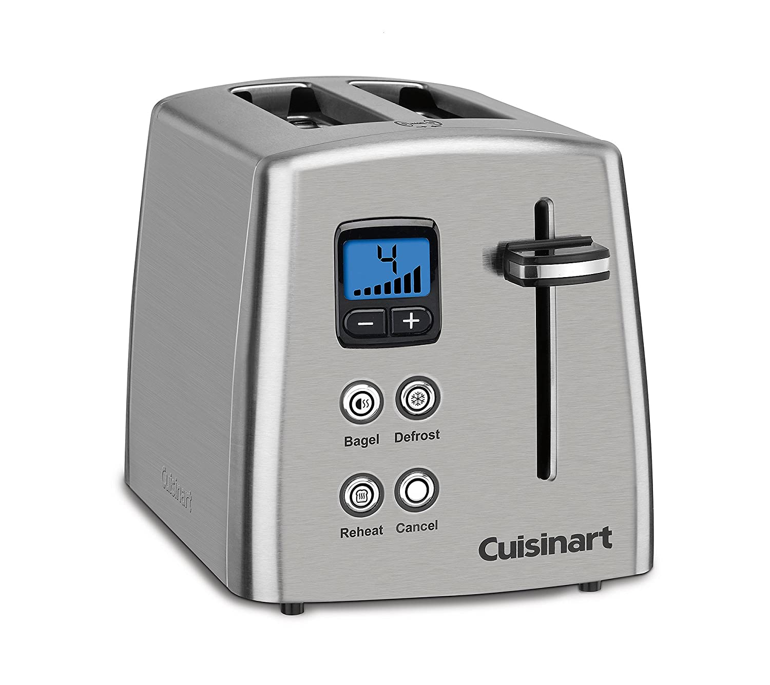 Cuisinart Two Slice Countdown Metal Toaster