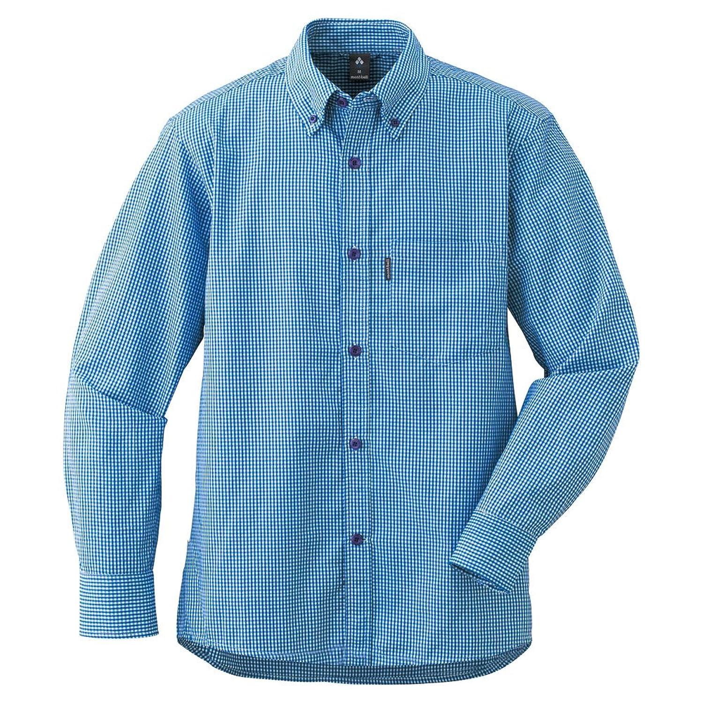(モンベル)mont-bell WIC.ドライタッチ ロングスリーブシャツ Men