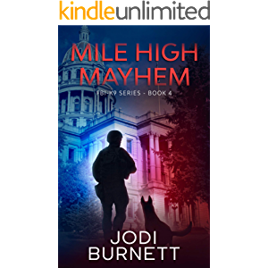 Mile High Mayhem (FBI-K9 Series Book 4)