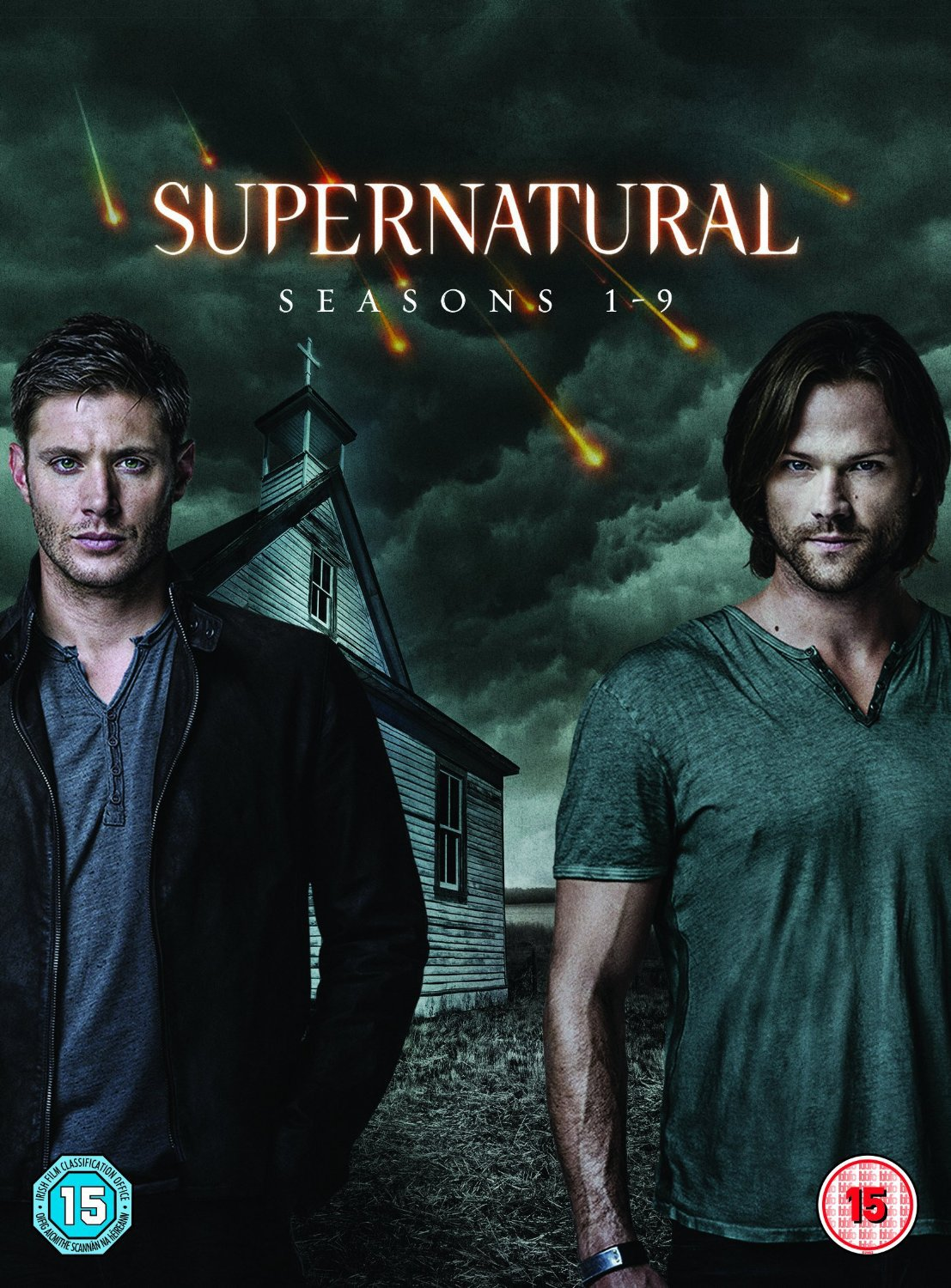 A Place To Call Home Complete Series Supernatural Dvd Seasons 1 12 Set Pristine Sales Supernatural - Season 1-9 [dvd] [2015]: Amazon.co.uk: Jared Padalecki,  Jensen Ackles: Dvd U0026 Blu-ray