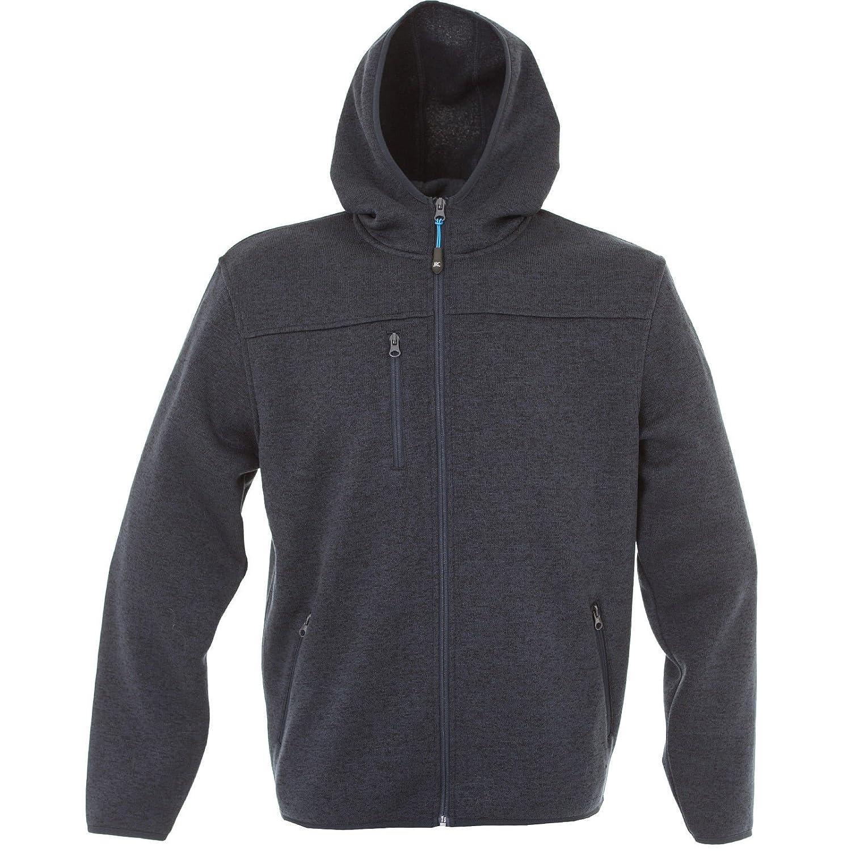 XYL HOME Giacca da Due Pezzi per Abbigliamento da Esterno con Clip Staccabile Calda e Resistente al Freddo da superare M Bao Blue Maschio