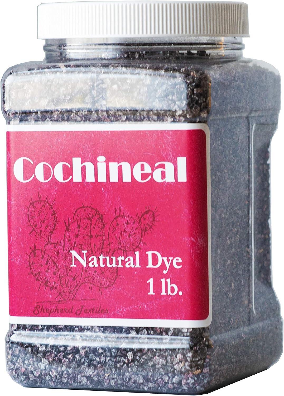 Shepherd Textiles Cochineal Natural Dye, 1 lb.