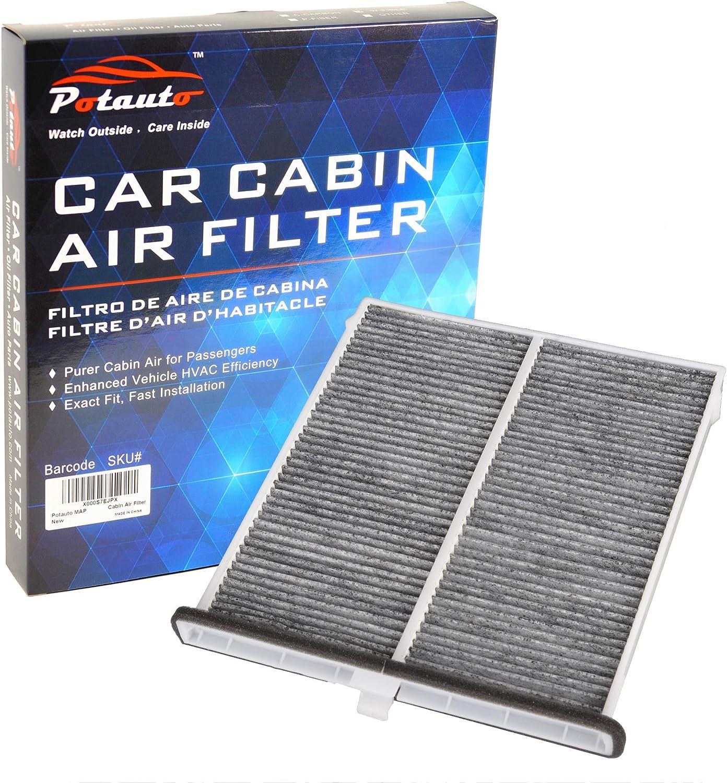 2 Piece Set Mazda 3 /& 5 FRESH CABIN AIR FILTER Exact
