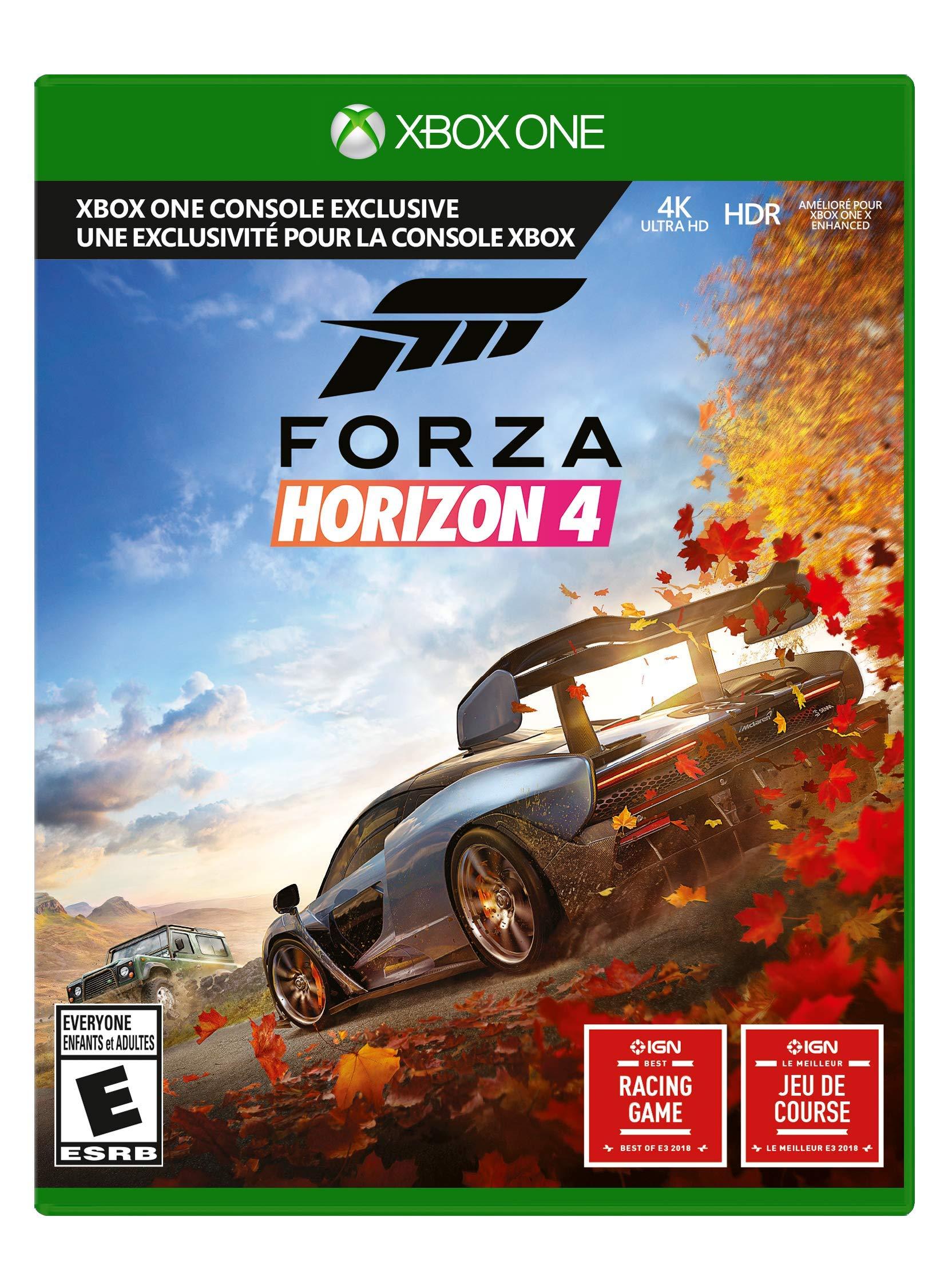 Forza Horizon 4 Standard Edition - Xbox One product image