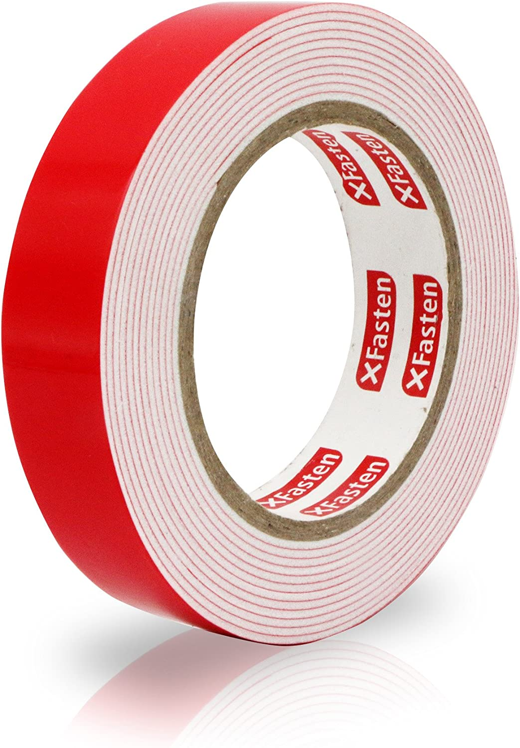 1//10 Rolls Double Sided Faced Super Strong Adhesive Tape For Office SupplieRSDE