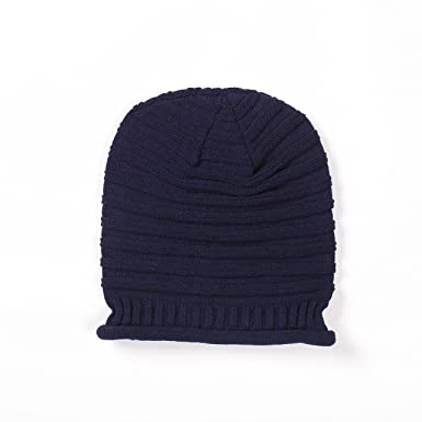 f9eac18c52f Ebay Men And Women Hat Hip-Hop Hip-Hop Hat Knit Wool Cap Folds ...