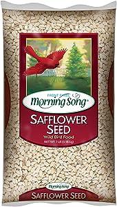 Morning Song 11992 Safflower Seed Wild Bird Food, 7-Pound