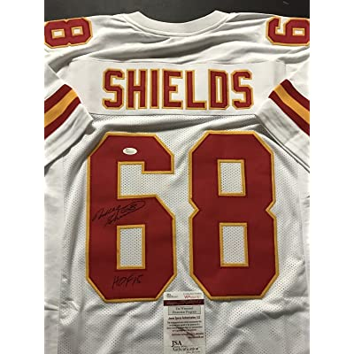 Autographed Signed Will Shields