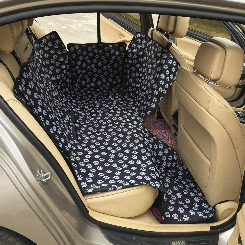 Pet Car Seat Dog Seat Cover For Cars Waterproof Nonslip Backing With Seat Anchors Universal fits All Cars ZD-108