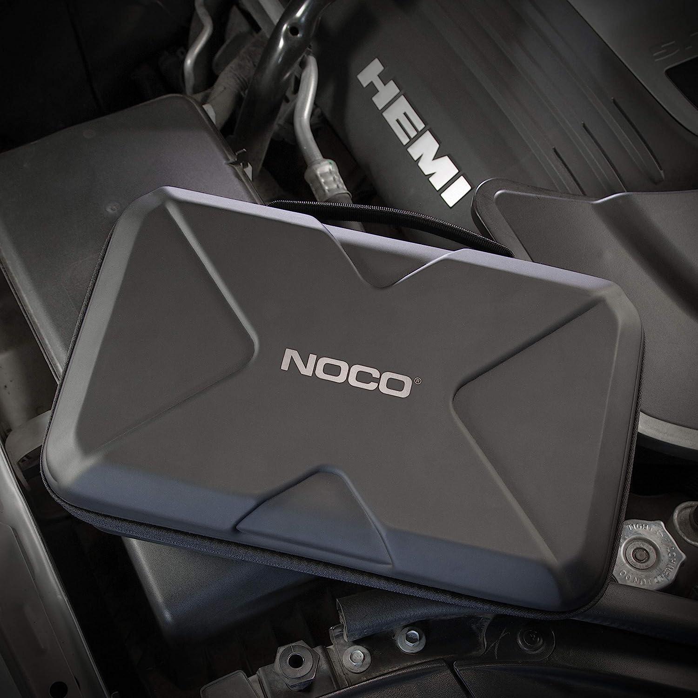 Noco Gbc015 Pro Eva Schutzetui Für Gb150 Boost Ultrasafe Lithium Starthilfe Und Powerbank Case Auto