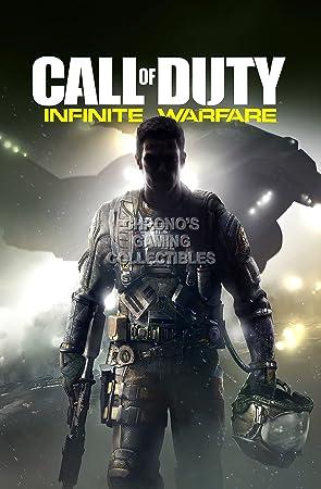 CGC enorme – Póster de Call of Duty Infinite Warfare PS4, PS3 ...