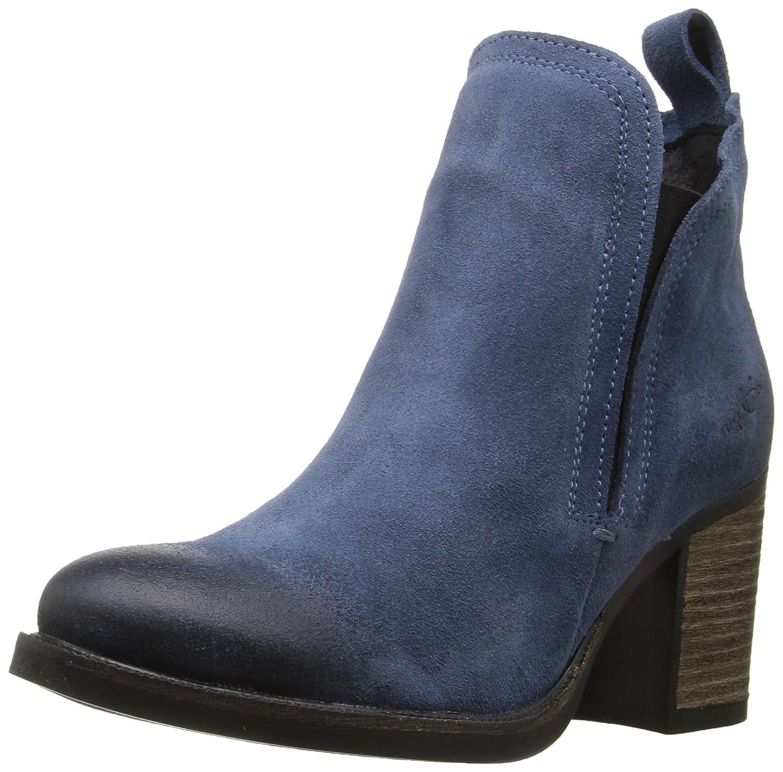Bos. & Co. Women's Belfield Boot B01CRC1GLK 37 EU/6.5-7 M US|Jeans Oil Suede