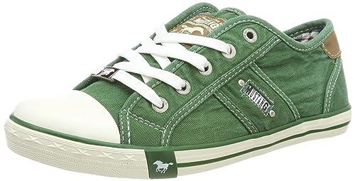 Mustang 1099-302-709, Zapatillas para Mujer: Amazon.es: Zapatos y complementos