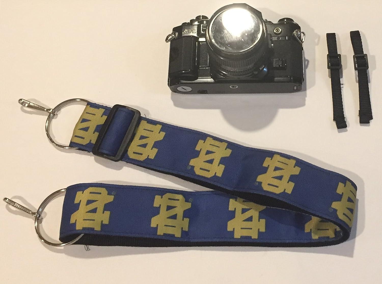 Notre Dame Fighting Irish NCAA Collegiate Camera Strap