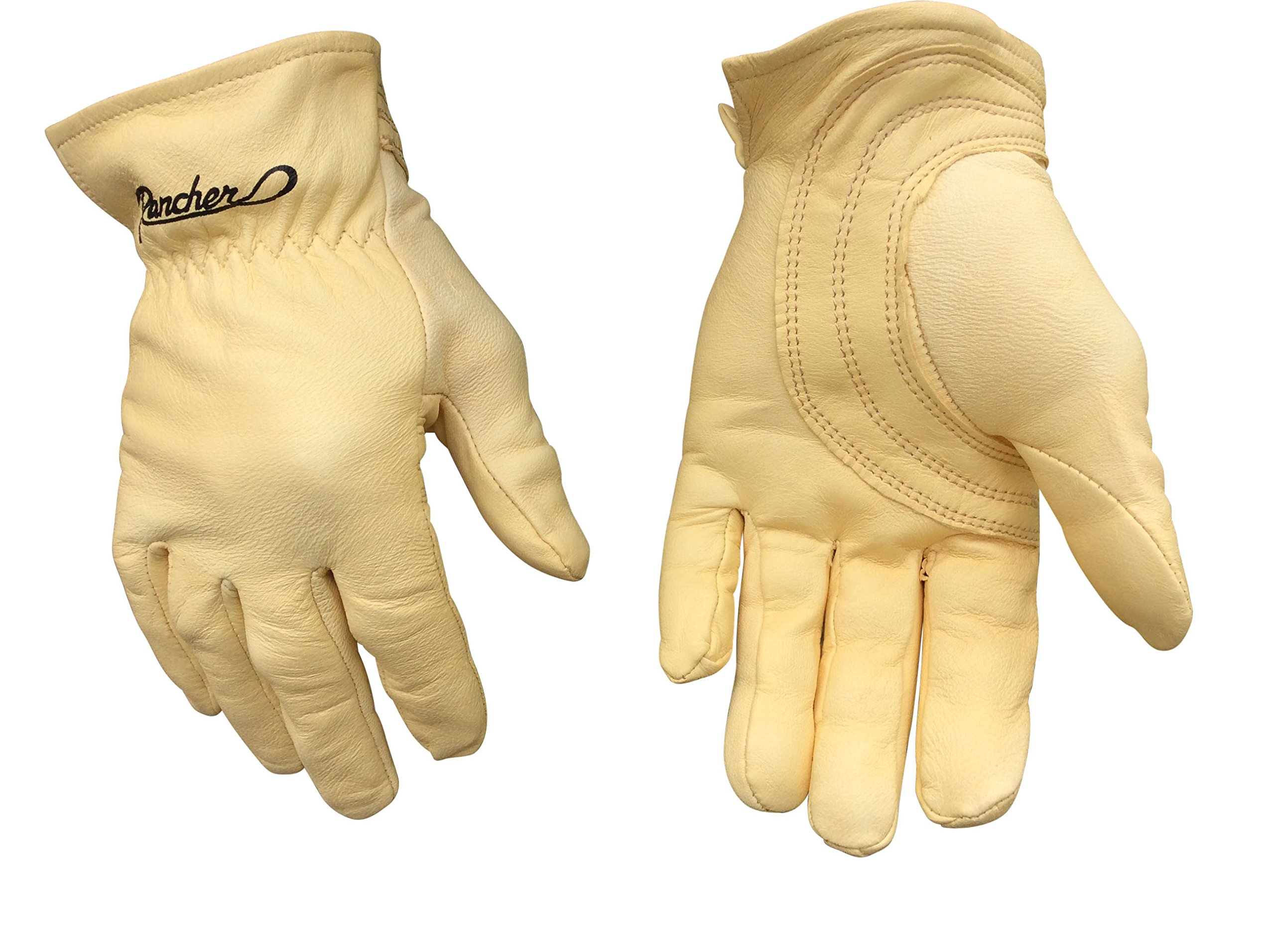 Goatskin leather work gloves - Product Overview
