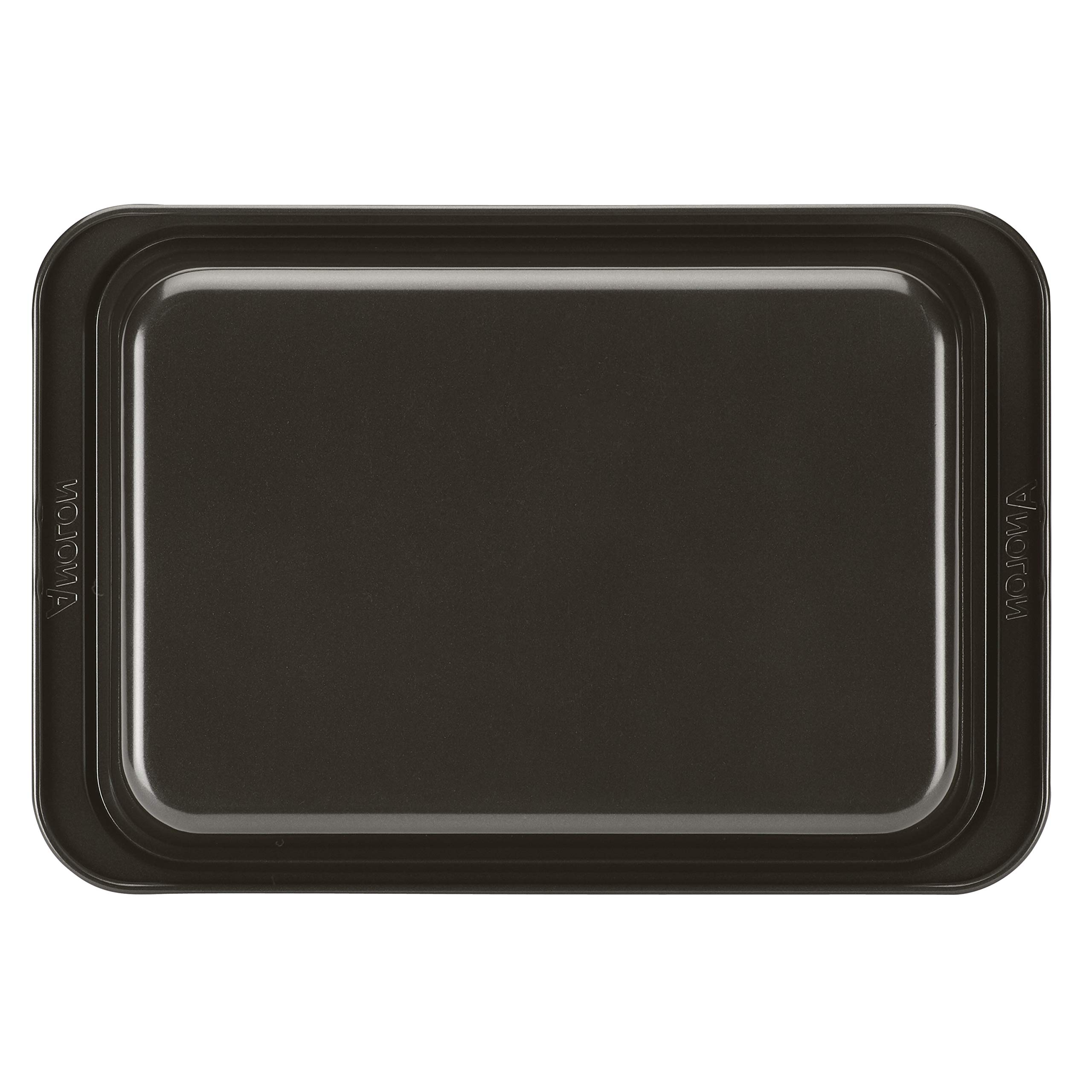 Anolon Eminence Nonstick Bakeware 9-Inch x 13-Inch Rectangular Cake Pan, Onyx with Umber Interior by Anolon (Image #3)