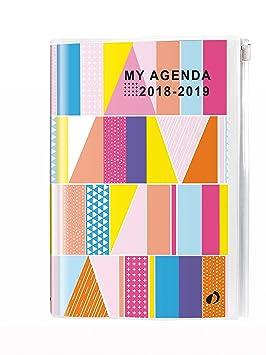 Quo Vadis My agenda - Agenda escolar (semanal con bolsillo ...