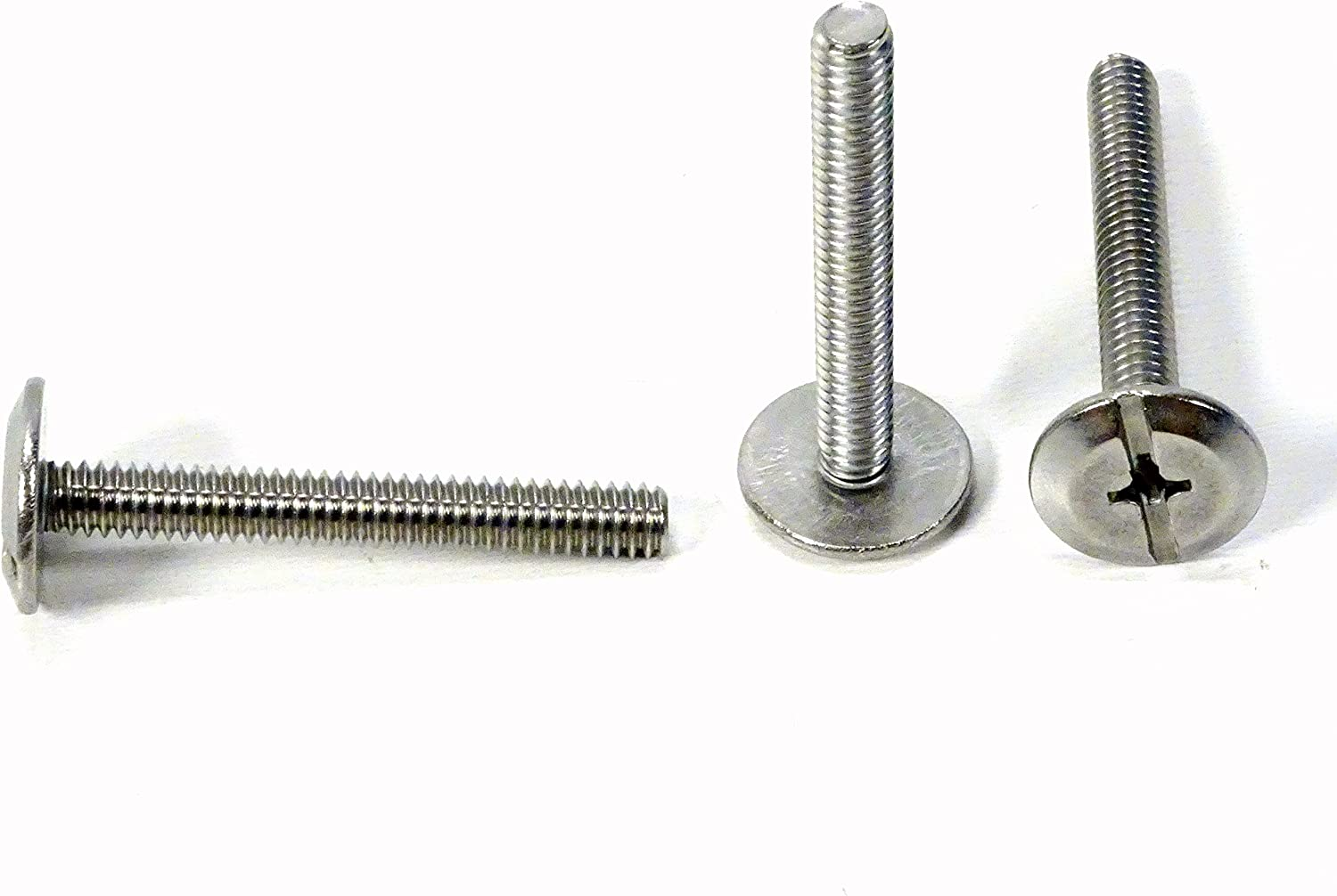 Mountwell Hardware HighWind Solutions 1/4-20 x 2 Stainless Steel Sidewalk Hurricane Bolt by (25 pieces)