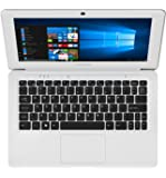 "Thomson neo12.2wh32 ordenador portátil híbrido 11,6 ""blanco (Intel _ Atom, 2 GB de RAM, HD Graphics, Windows 10)"