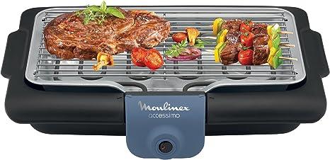 Barbecue électrique à poser Moulinex BG134812 Accessimo 2100