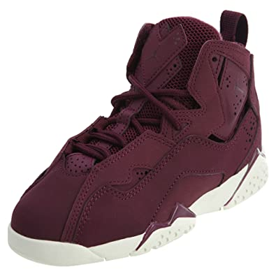 ac1a2091c39c Image Unavailable. Image not available for. Color  Jordan Nike Boy s True  Flight Basketball Shoe ...