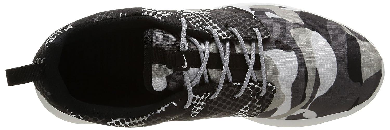 Nike Herren Roshe One Print Turnschuhe, schwarz, Media Media Media B015PQVOF8  089894