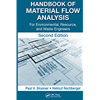 Handbook of Material Flow Analysis: For Environmental, Resource, and Waste Engineers, Second Edition (English Edition)
