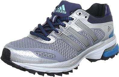 adidas Supernova Glide 5 W ATR - Zapatos para Correr de Material sintético Mujer, Color Gris, Talla 37 1/3: Amazon.es: Zapatos y complementos