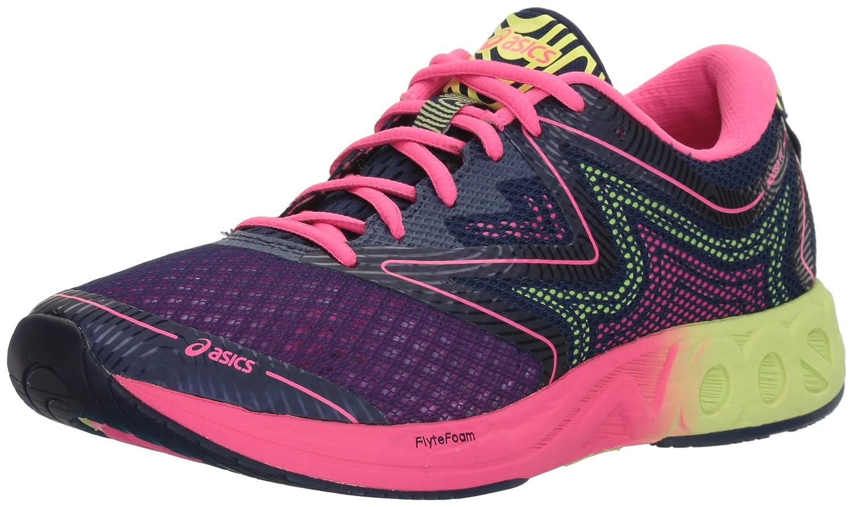 ASICS Women's Noosa FF Running Shoe B01GSS1AK6 5.5 B(M) US|Indigo Blue/Pistachio/Hot Pink