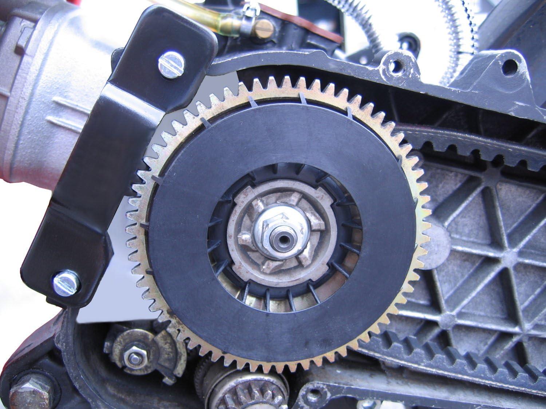 Variomatik Blockierwerkzeug f/ür 2-Takt Piaggi-o Motoren//Motor
