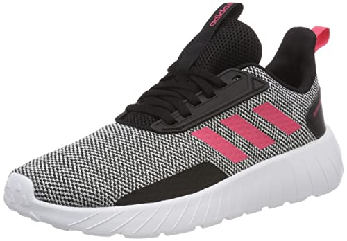 new style f098e fcffd adidas Girls Questar Drive Competition Running Shoes, Black  (CblackReapnkFtwwht