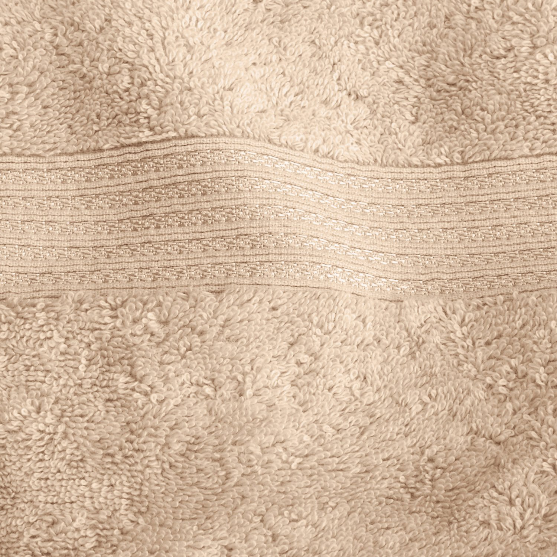 Superior 100/% Long Staple Combed Cotton 3 Piece Bath Towel Set Canary