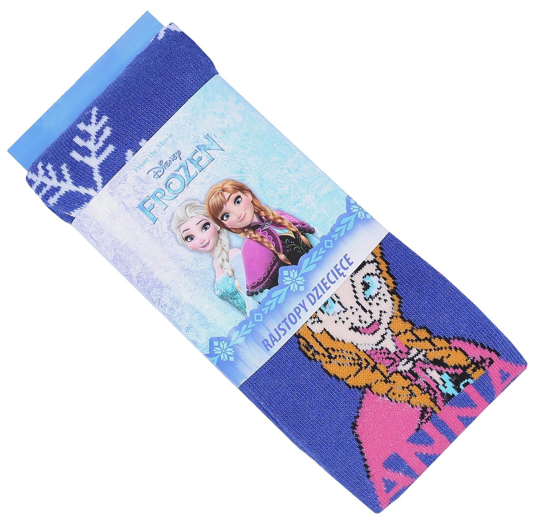 Medias para ni/ña azul marino Princesa Anna Frozen