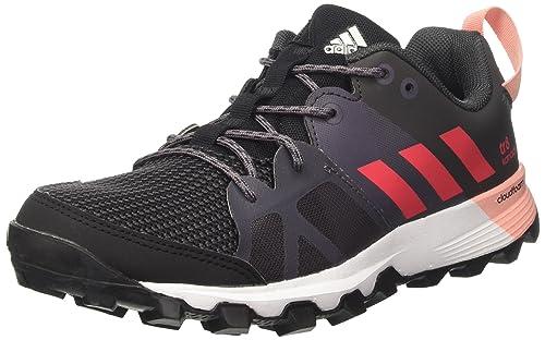 Adidas Kanadia 8 Tr W, Zapatillas de Running para Mujer, Negro (Core Black/Core Pink/Trace Grey), 36 2/3 EU: Amazon.es: Zapatos y complementos