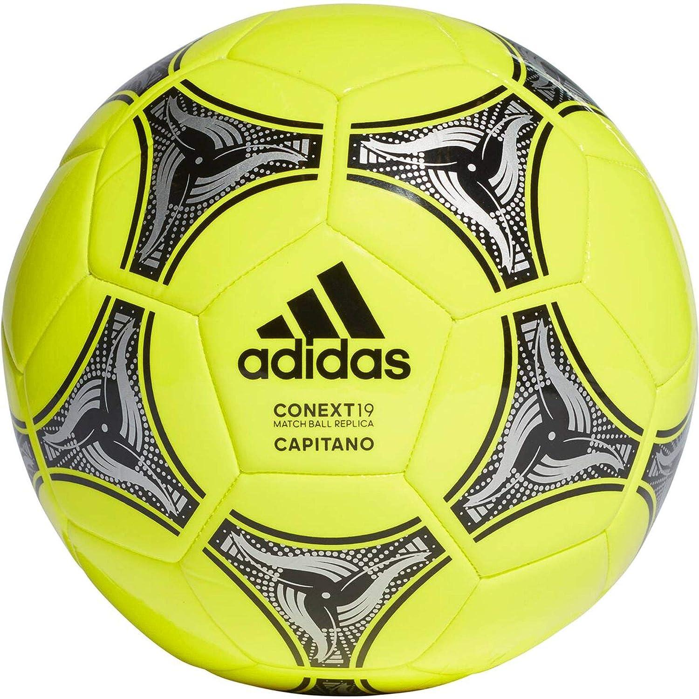 adidas Conext 19 Capitano Ball Balón de Fútbol, Unisex: Amazon.es ...