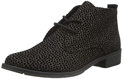 Marco Tozzi Damen 25101 Desert Boots, Grau (Grey STR. Comb 260), 37 EU