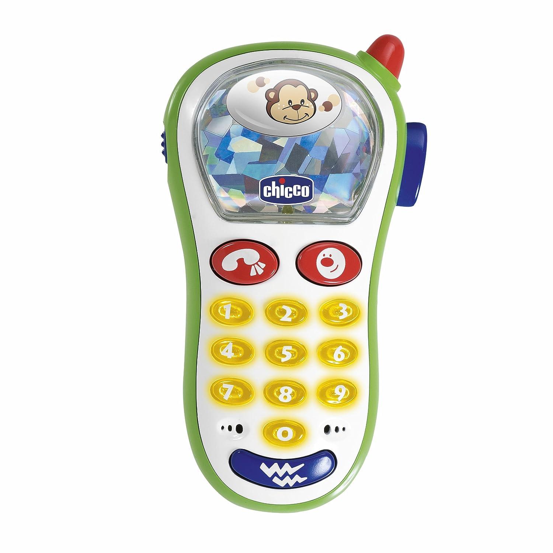 achat Chicco - Téléphone Portable - Mode Vibreur - 10 Sonneries pas cher prix