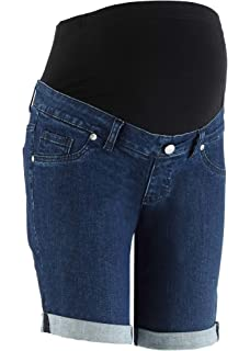 bpc bonprix collection - Short spécial grossesse - Femme bleu Darkblue Stone 0de02db4990c