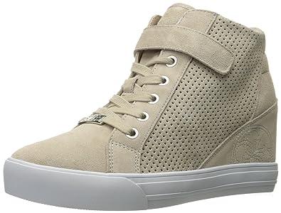 ukShoesamp; co Decia Bags SneakerAmazon Fashion Women's Guess Aq354LRj