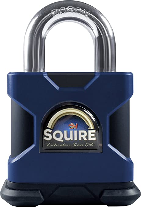 Henry Squire 6 Pin Cylinder Solid Hardened Steel High Security Lockset