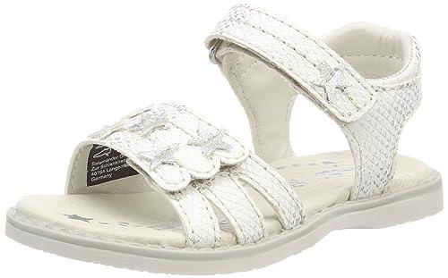 9cfc23a16 Lurchi Lulu - Sandalias con Punta Abierta Niñas  Amazon.es  Zapatos y  complementos
