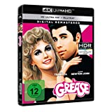 Grease  - Remastered (+ Blu-ray) [4K Blu-ray]
