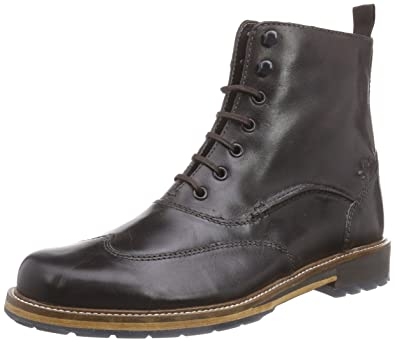 Clarks Arton Hi, Men's Boots, Dark Brown Leather, ...