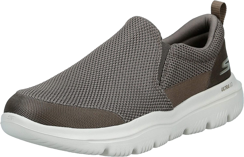 Mens Skechers Go Walk Evolution Ultra Rapids Walking Lightweight Sneaker
