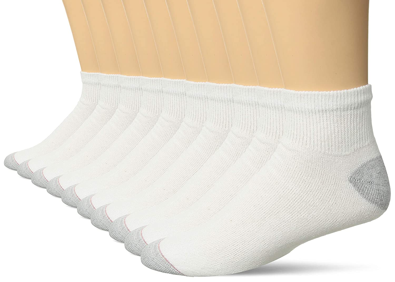 Hanes Boys Classics Ankle Socks Pack of 12