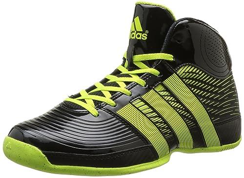 c6a98be7bac adidas Performance Mens Commander TD 4 Running Shoes G98273 Black I Solar  Slime Solar