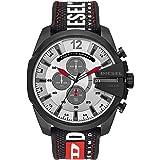 Reloj Diesel Mega Chief para Hombres 51mm, pulsera de Acero Inoxidable