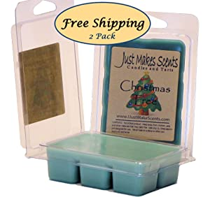 Just Makes Scents 2 Pack - Christmas Tree Scented Wax Melts