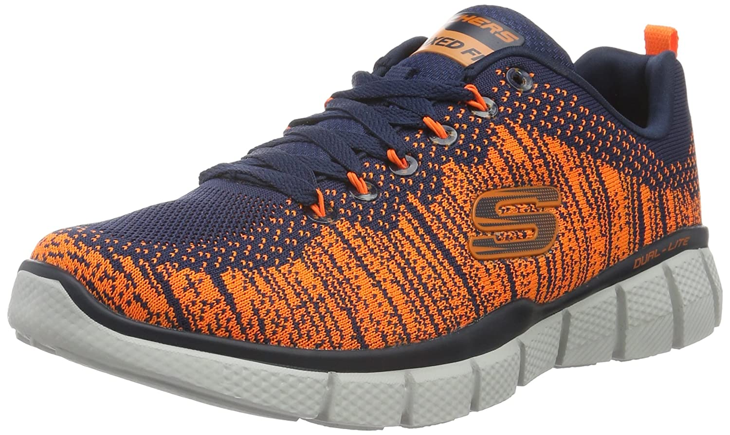 Perfect 2 Tqshcrd Sneakers Men's G Skechers Equalizer 0 Nwm8n0