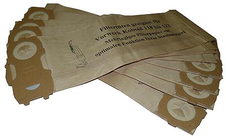 Amazon.com: Mister Vac A012 - Bolsas de aspiradora para ...